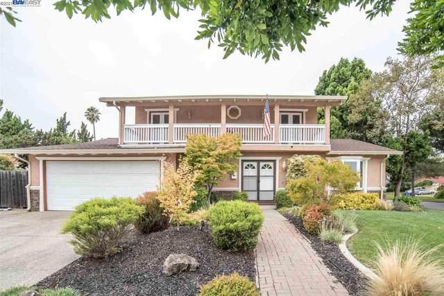 35602 Blackburn Dr, Newark, CA 94560 (#BE40935427) :: Schneider Estates