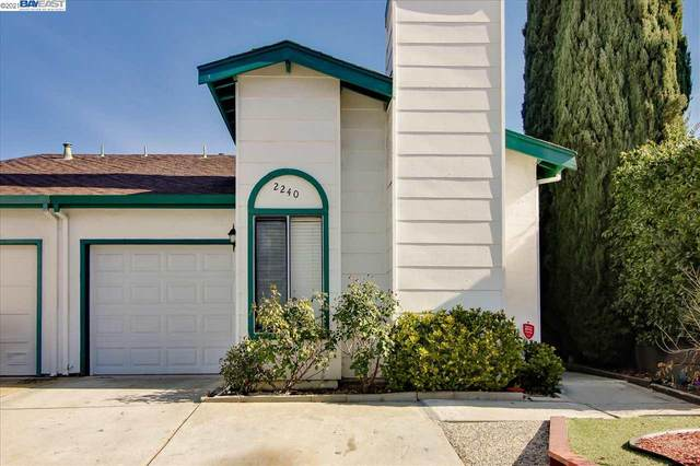 2240 Freya Dr, San Jose, CA 95148 (#BE40935321) :: Real Estate Experts