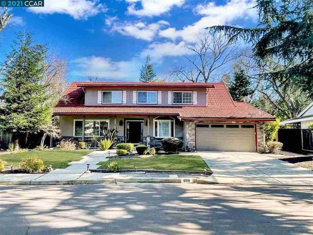 608 Everett Dr, Danville, CA 94526 (#CC40935460) :: Schneider Estates