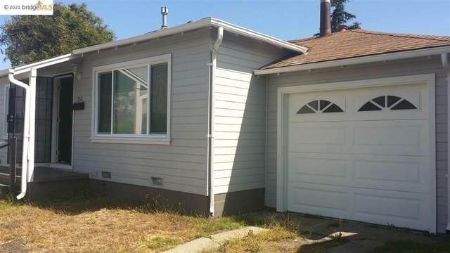 900 Carlson Blvd, Richmond, CA 94804 (#EB40934644) :: Real Estate Experts