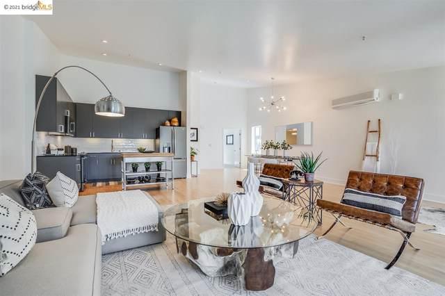 311 Oak St Ph 19, Oakland, CA 94607 (#EB40935502) :: The Sean Cooper Real Estate Group