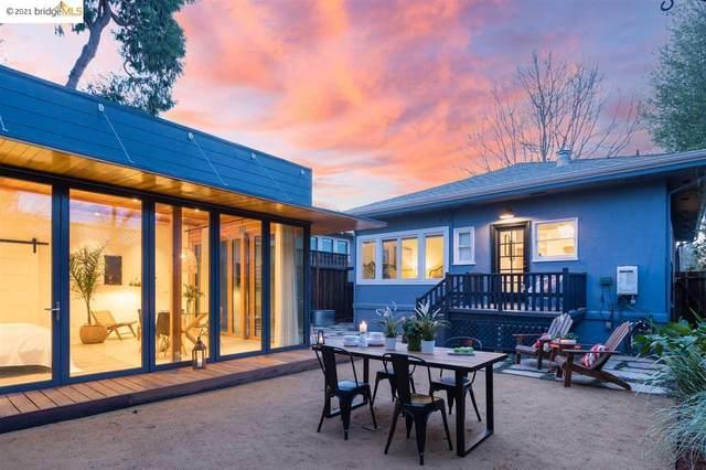 5326 James Ave, Oakland, CA 94618 (#EB40935092) :: Schneider Estates