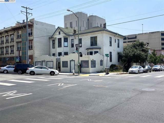593 8Th St, Oakland, CA 94607 (#BE40934526) :: Intero Real Estate