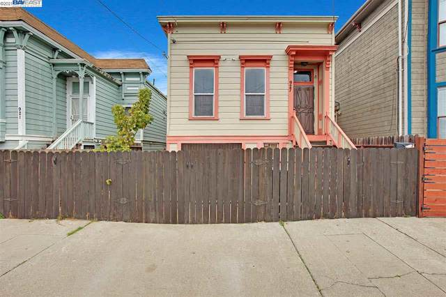 927 Pine St, Oakland, CA 94607 (#BE40934097) :: Intero Real Estate