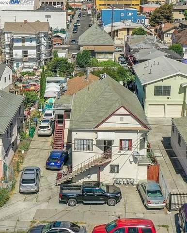 1453 35Th Ave, Oakland, CA 94601 (#BE40935514) :: Intero Real Estate