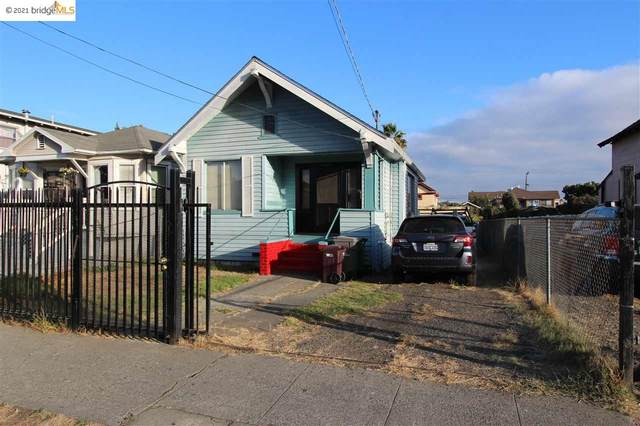 1520 38Th Ave, Oakland, CA 94601 (#EB40933959) :: Real Estate Experts