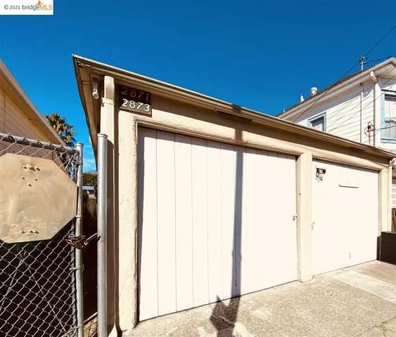 2871 38th Ave, Oakland, CA 94619 (#EB40934098) :: Alex Brant