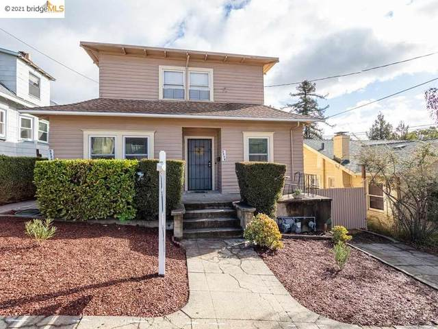 3524 Glen Park Rd, Oakland, CA 94602 (#EB40934091) :: Real Estate Experts