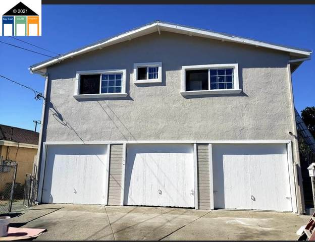 1359 64Th Ave, Oakland, CA 94621 (#MR40933826) :: Olga Golovko