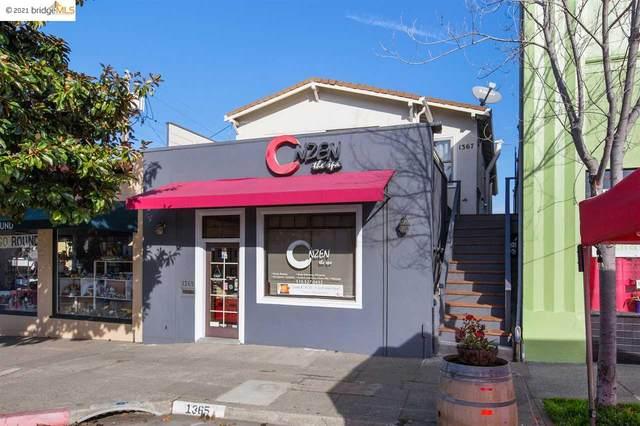 1365 Solano Avenue, Albany, CA 94706 (#EB40935222) :: Strock Real Estate