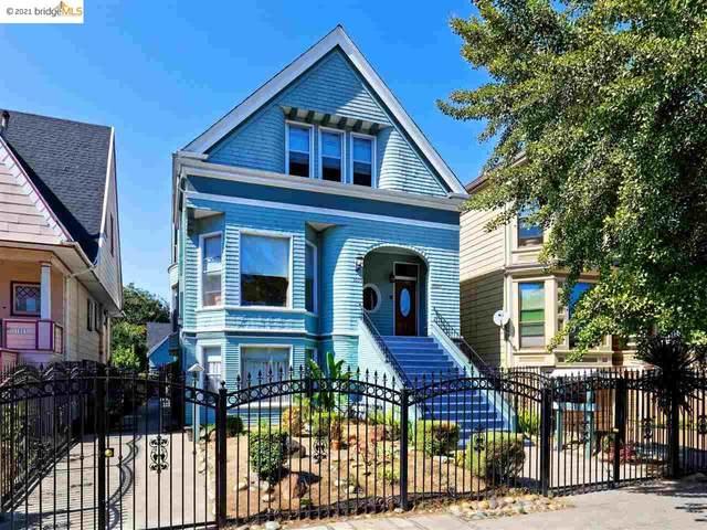 1033 Magnolia, Oakland, CA 94607 (#EB40934265) :: Olga Golovko