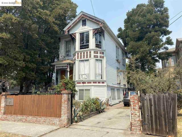 540 31st St, Oakland, CA 94609 (#EB40933406) :: Olga Golovko