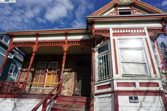 2266 E 19th Street, Oakland, CA 94606 (#BE40935292) :: Olga Golovko