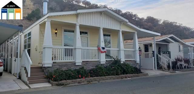 16711 Marsh Creek Rd 9, Clayton, CA 94517 (#MR40933960) :: Robert Balina | Synergize Realty