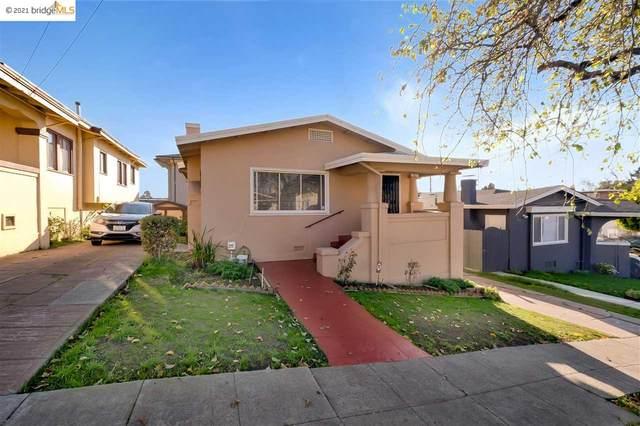 1405 E 36th Street, Oakland, CA 94602 (MLS #EB40935599) :: Compass