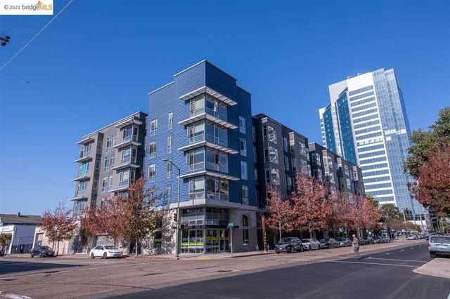 901 Jefferson Street 314, Oakland, CA 94607 (#EB40935644) :: The Kulda Real Estate Group