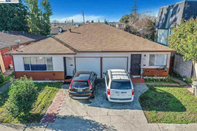 14139 Reed Ave, San Leandro, CA 94578 (#BE40935671) :: The Sean Cooper Real Estate Group