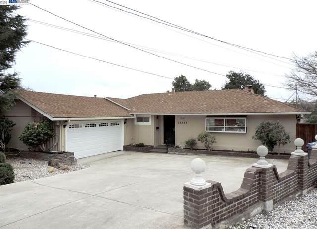 18383 Sherwood Ct, Castro Valley, CA 94546 (#BE40935676) :: The Realty Society