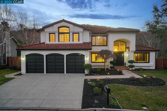 220 Crestridge Dr, Danville, CA 94506 (#CC40935161) :: Real Estate Experts