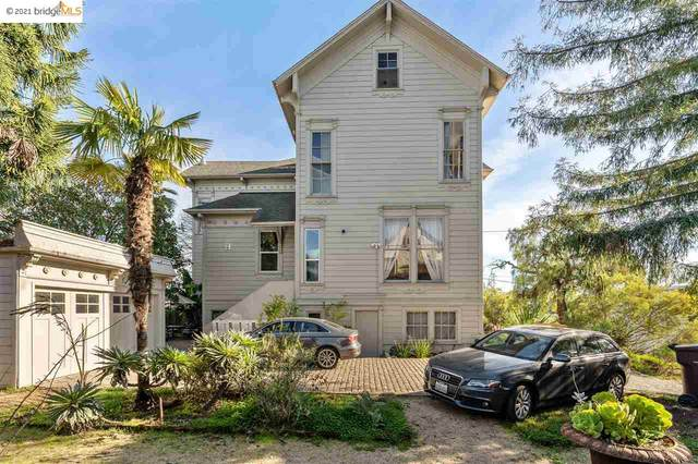 1218 E 21St St, Oakland, CA 94606 (#EB40935706) :: Intero Real Estate