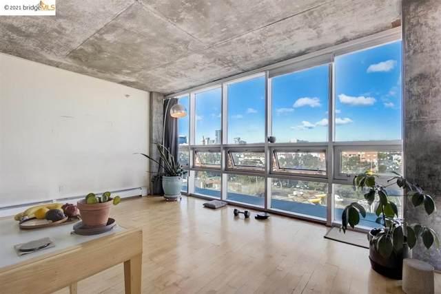 311 Oak St 815, Oakland, CA 94607 (#EB40935718) :: The Sean Cooper Real Estate Group
