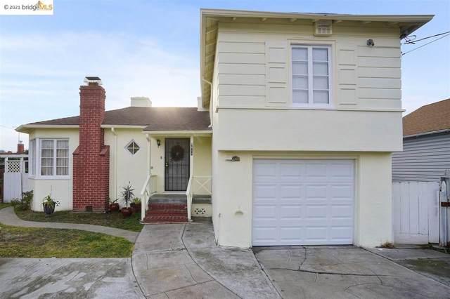 7411 Fresno St., Oakland, CA 94605 (#EB40935723) :: Schneider Estates