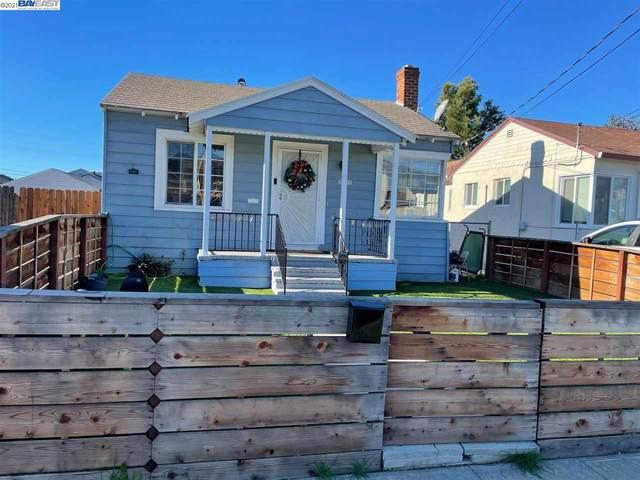 7327 Krause Ave, Oakland, CA 94605 (#BE40935780) :: Olga Golovko