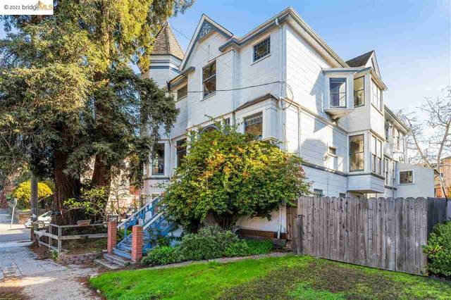 1948 9Th Ave, Oakland, CA 94606 (MLS #EB40935843) :: Compass