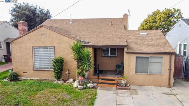 227 Bergedo Dr, Oakland, CA 94603 (#BE40935879) :: Intero Real Estate