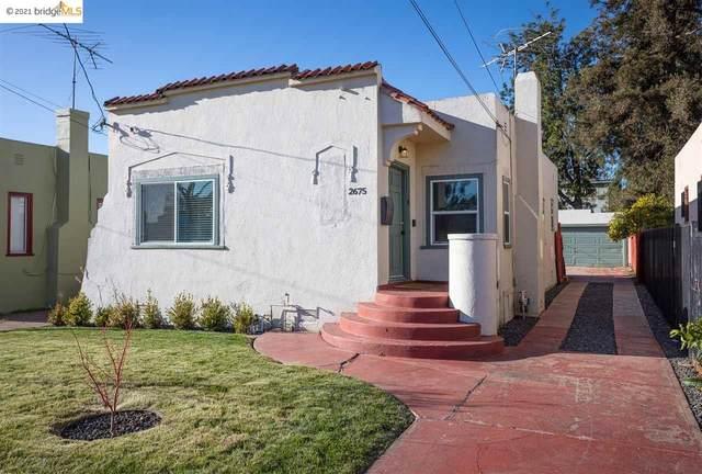 2675 Ritchie St, Oakland, CA 94605 (#EB40935884) :: Intero Real Estate