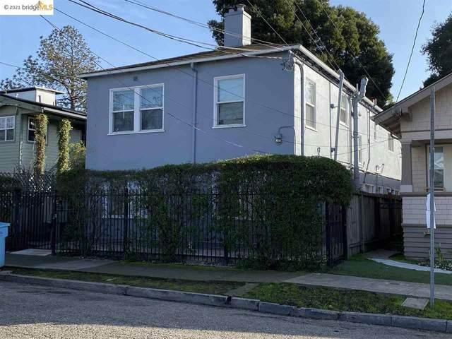 1534 Tyler St, Berkeley, CA 94703 (#EB40936045) :: Olga Golovko