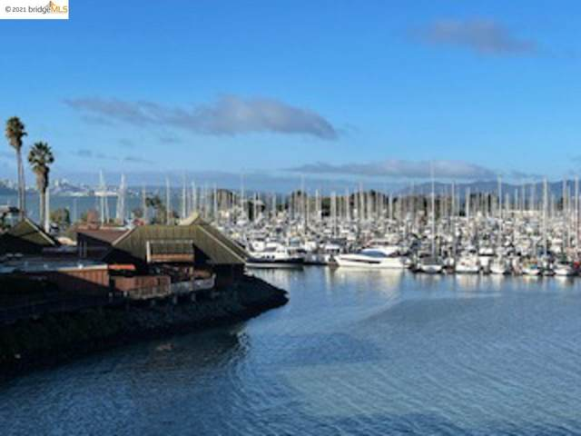 8 Admiral Dr A425, Emeryville, CA 94608 (#EB40936054) :: Robert Balina | Synergize Realty