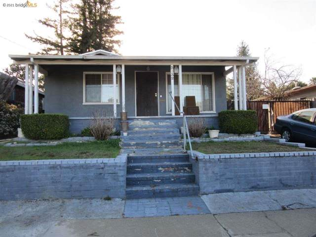 3932 Edgemoor Pl, Oakland, CA 94605 (#EB40936086) :: Real Estate Experts