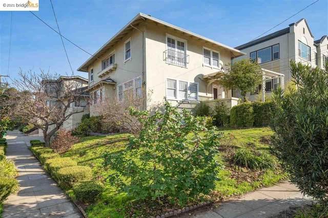 476 Wickson Ave, Oakland, CA 94610 (MLS #EB40936225) :: Compass