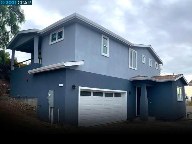 1129 Overlook Ave, Hayward, CA 94542 (MLS #CC40936284) :: Compass