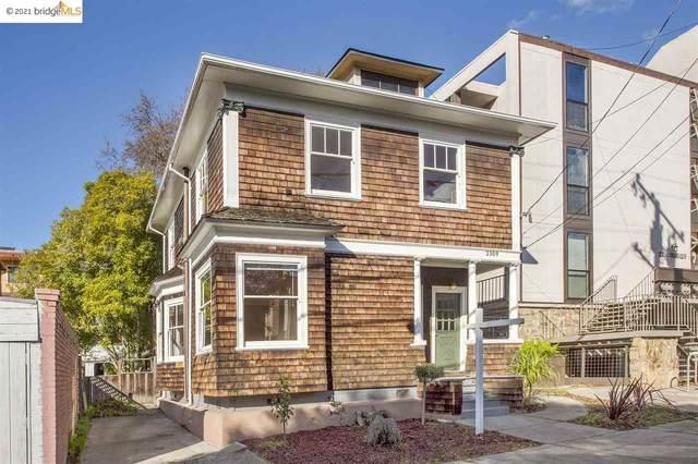 2309 Parker St, Berkeley, CA 94704 (MLS #EB40936385) :: Compass
