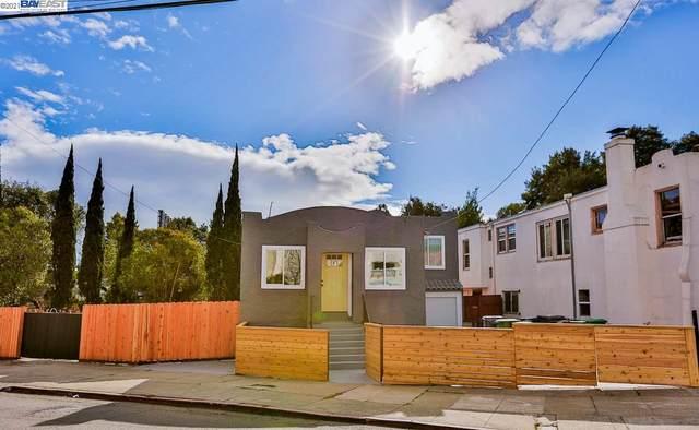 1921 Montana St, Oakland, CA 94602 (#BE40936405) :: Schneider Estates