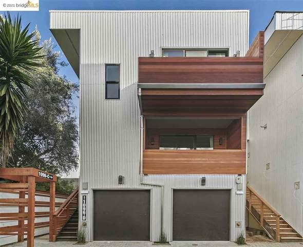 1096 53rd St D, Oakland, CA 94608 (#EB40936103) :: Intero Real Estate
