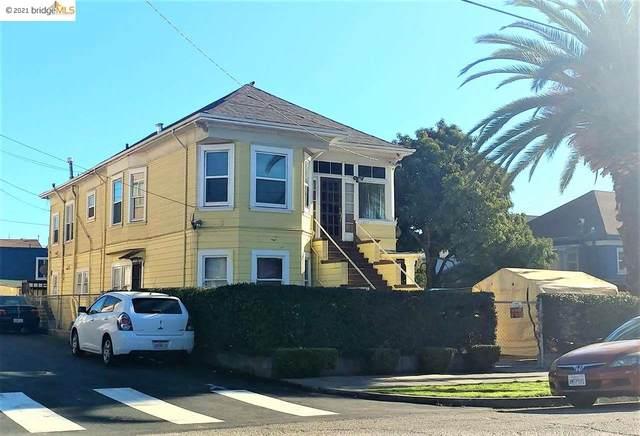 1522 18th Ave., Oakland, CA 94606 (MLS #EB40936580) :: Compass