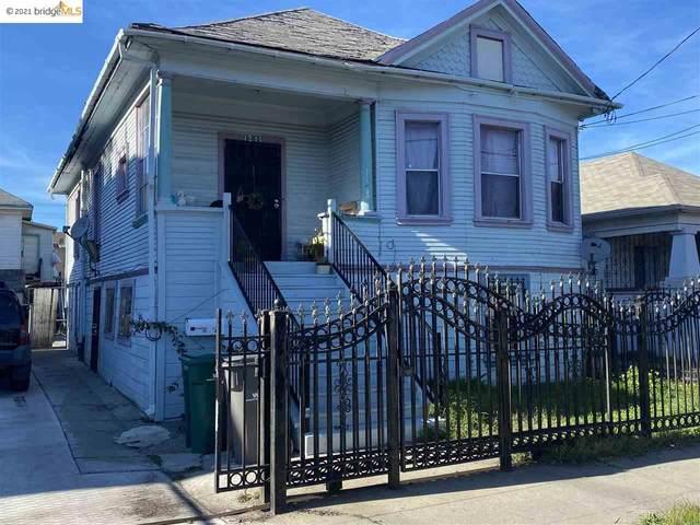 1211 39Th Ave, Oakland, CA 94601 (#EB40936649) :: Olga Golovko
