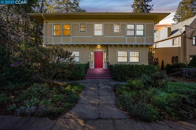 2842 Woolsey St 2, Berkeley, CA 94705 (#CC40936734) :: The Goss Real Estate Group, Keller Williams Bay Area Estates