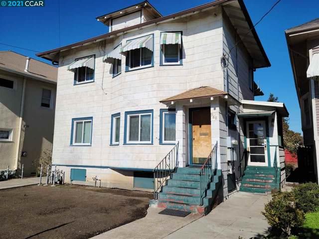 988 Apgar St, Oakland, CA 94608 (MLS #CC40936849) :: Compass