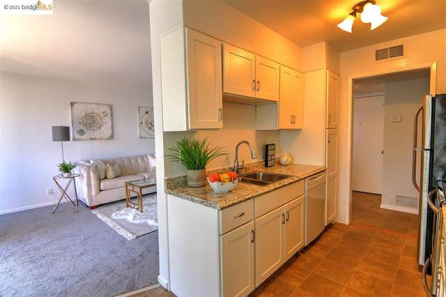 330 Vernon Street 205, Oakland, CA 94610 (#EB40936939) :: The Sean Cooper Real Estate Group