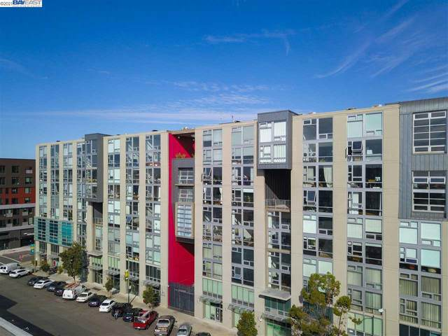 311 Oak St 530, Oakland, CA 94607 (#BE40936979) :: The Sean Cooper Real Estate Group