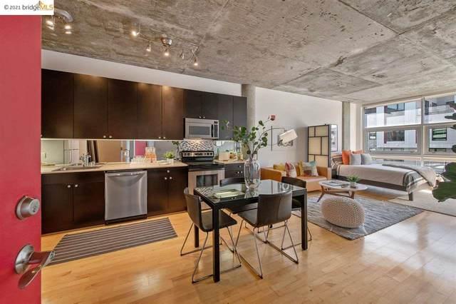 311 Oak Street 741, Oakland, CA 94607 (#EB40937043) :: Real Estate Experts