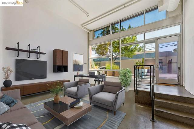 226 2Nd St, Oakland, CA 94607 (#EB40937145) :: The Sean Cooper Real Estate Group