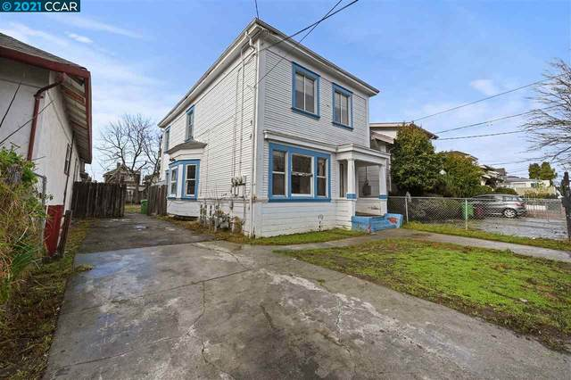 2931 Chestnut St, Oakland, CA 94608 (MLS #CC40937148) :: Compass