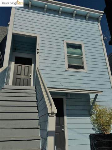 1122 34th St, Oakland, CA 94608 (MLS #EB40937207) :: Compass