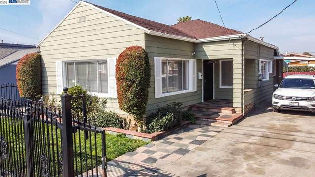 1057 76Th Ave, Oakland, CA 94621 (#BE40937240) :: RE/MAX Gold