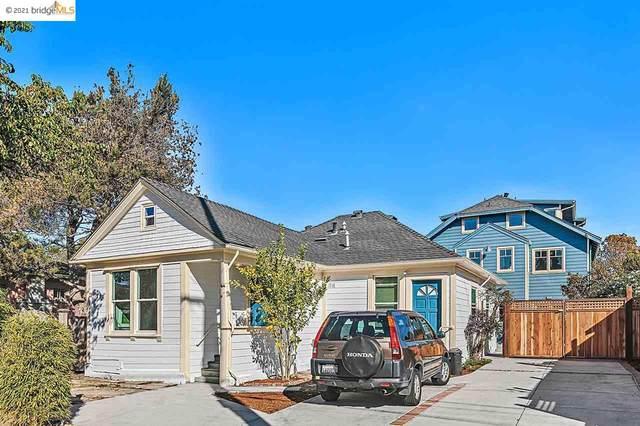 2439 Tenth St, Berkeley, CA 94710 (#EB40937280) :: The Sean Cooper Real Estate Group